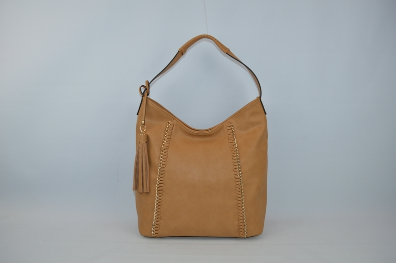 Light brown handbags BE-4570