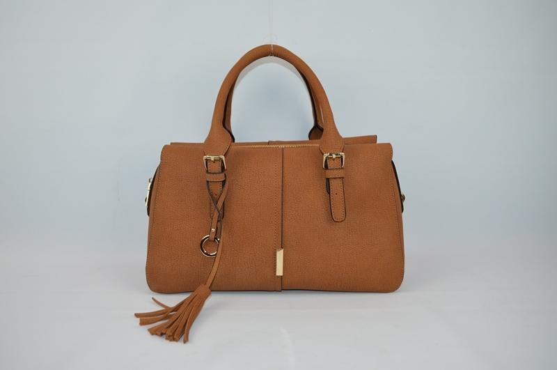 Brown handbag BE-4574