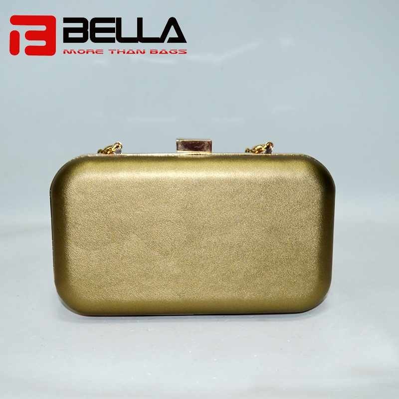 Wedding party clutch bags Women trending metal clutch bag evening bagBE-180140