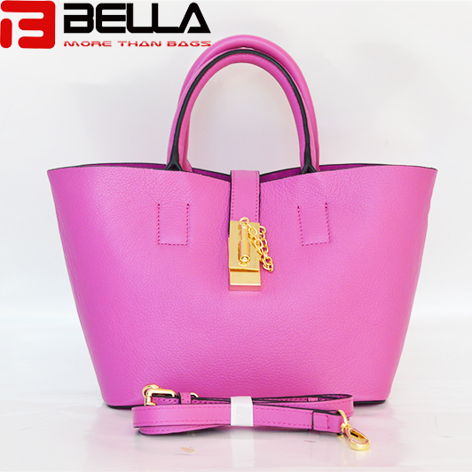 PU synthetic leather tote handbag china factory , china manufacturer ,OEM,ODM BE3893