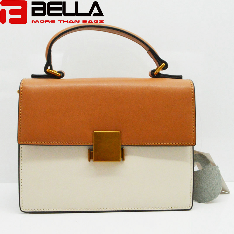 contrast color mini handbag supplier OEM ODM wholesaler 89-2191